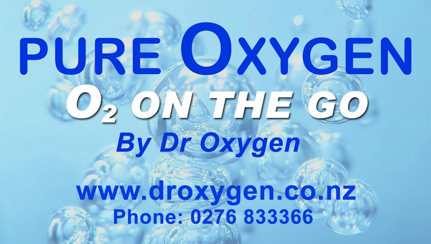 Dr  OXYGEN - Dr  Oxygen