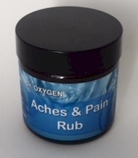 Dr Oxygen - Aches & Pain Rub
