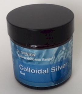 Dr Oxygen - Colliodal Silver Gel