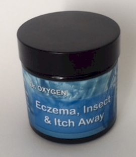 Dr Oxygen - Eczema, Insect & Itch Away